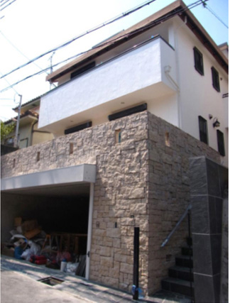 M's house
